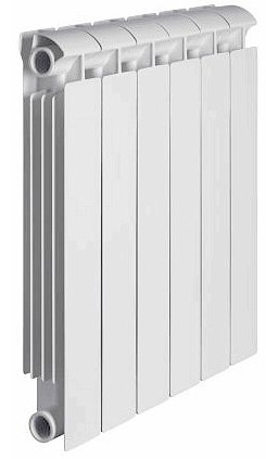 Global radiator Style Extra 500 4