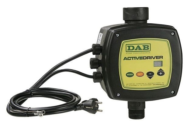 DAB ACTIVE DRIVER M/T 2.2 109640600